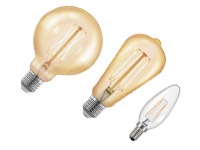 Філаментні LED лампи
