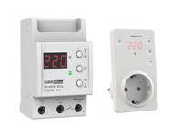 Реле контроля тока и напряжения